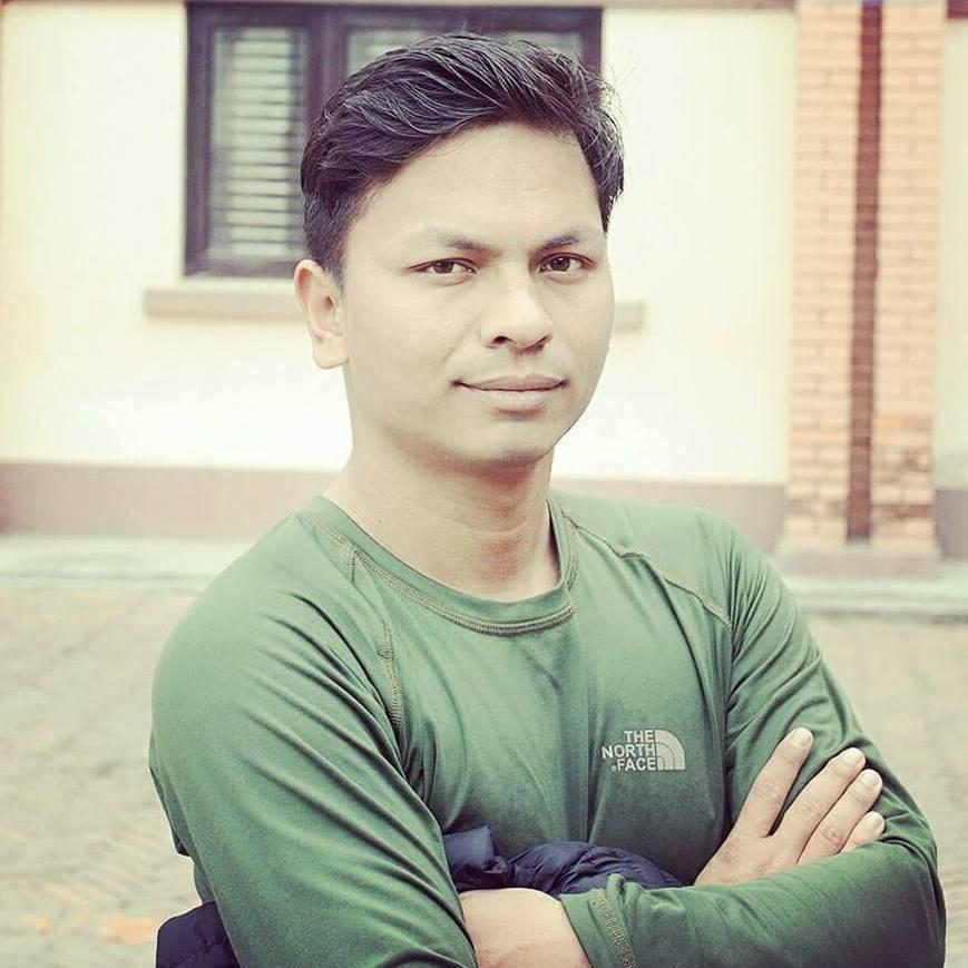 Yuvaraj Shrestha