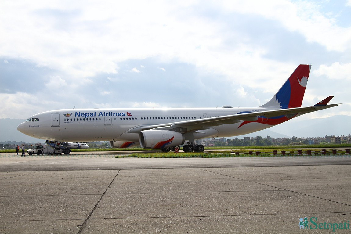 Wide-body plane to go to China today to bring medical supplies