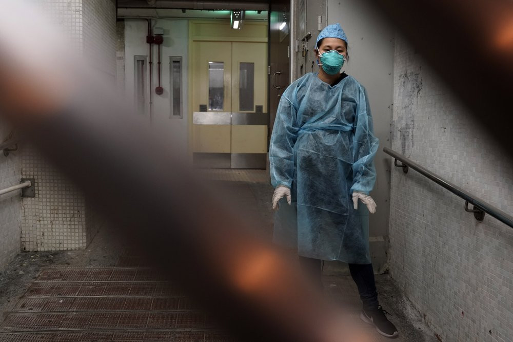 China's daily death toll from new virus has topped 100 for first time, with more than 1,000 total deaths recorded, the health ministry announced Tuesday, as the spread of the contagion shows little sign of abating while exacting an ever-rising cost.