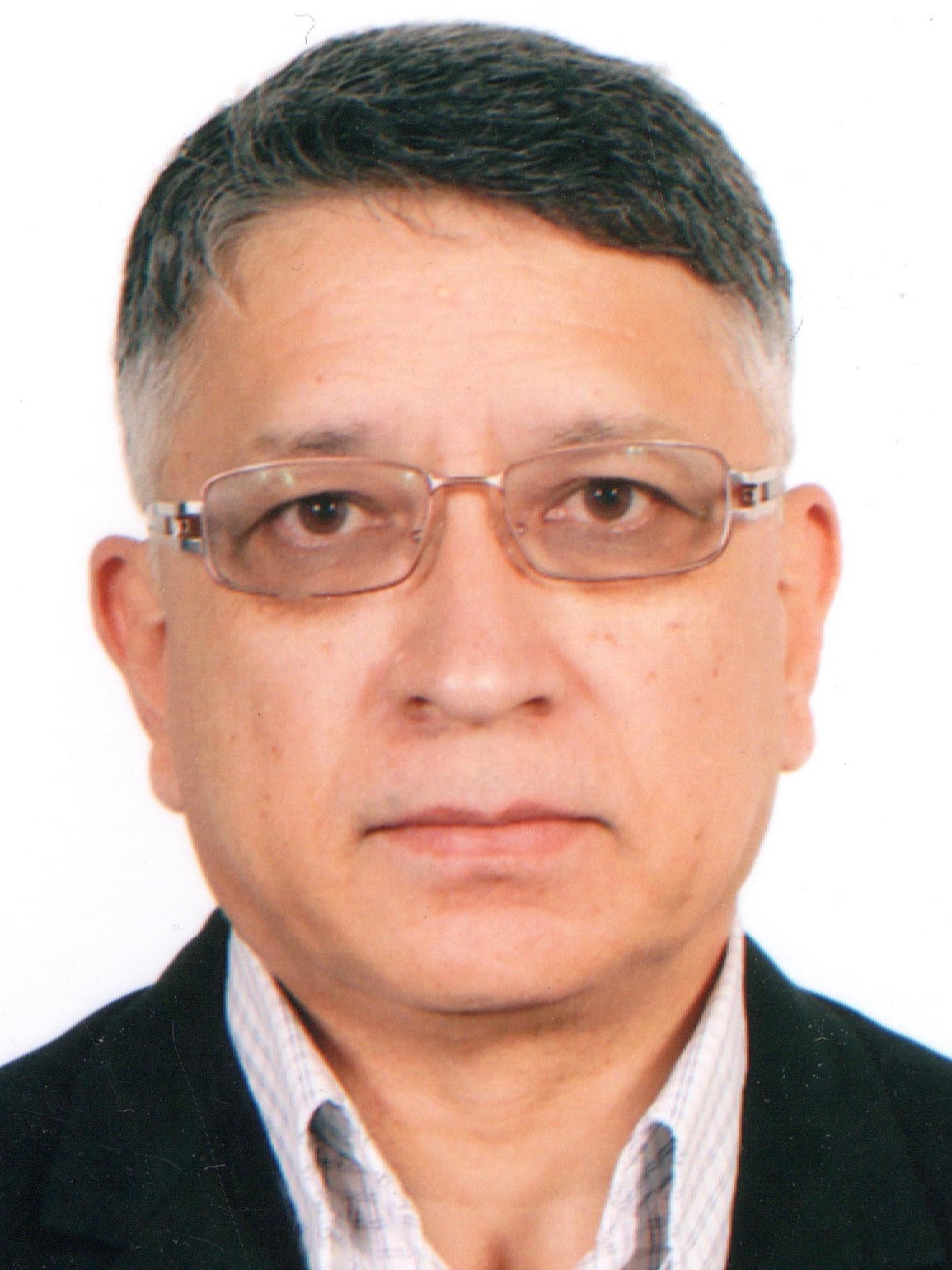 Binod Krishna Shrestha
