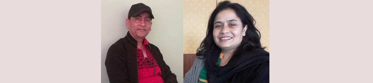 Dr. Shyam P Lohani & Punita Rimal