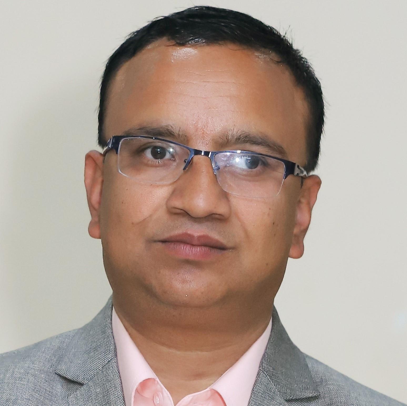 Dr Ajay Risal