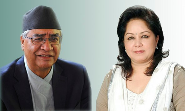 Women remain mere voters, limited to joint general secretary: Arzu says with Deuba in attendance