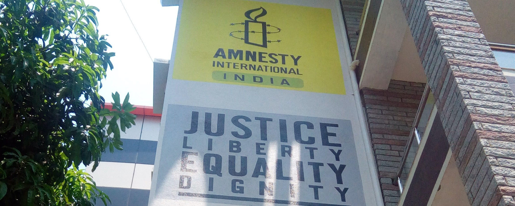 Photo Courtesy: Amnesty International India