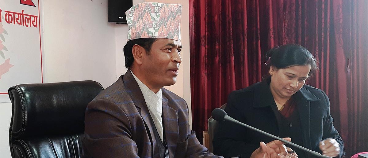File Photo of Karnali CM Shahi