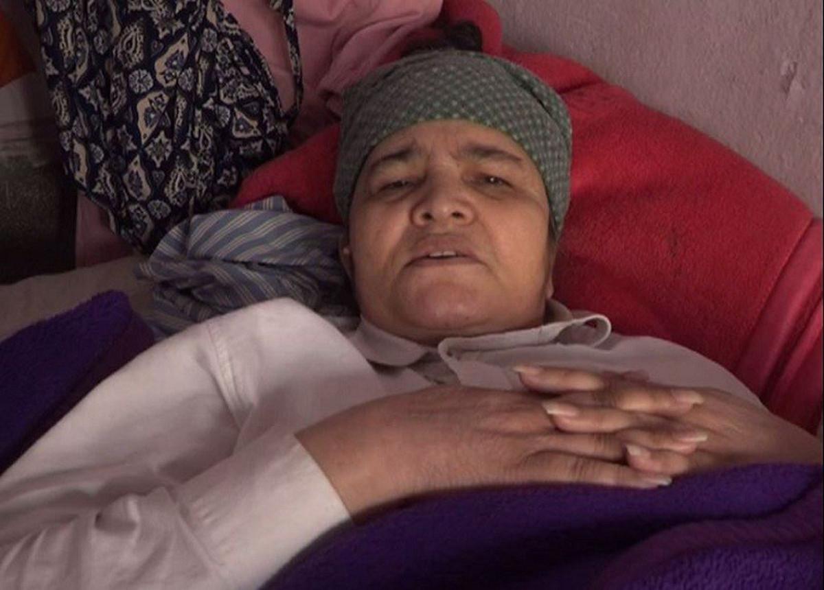 File Photo of Ganga Maya Adhikari.