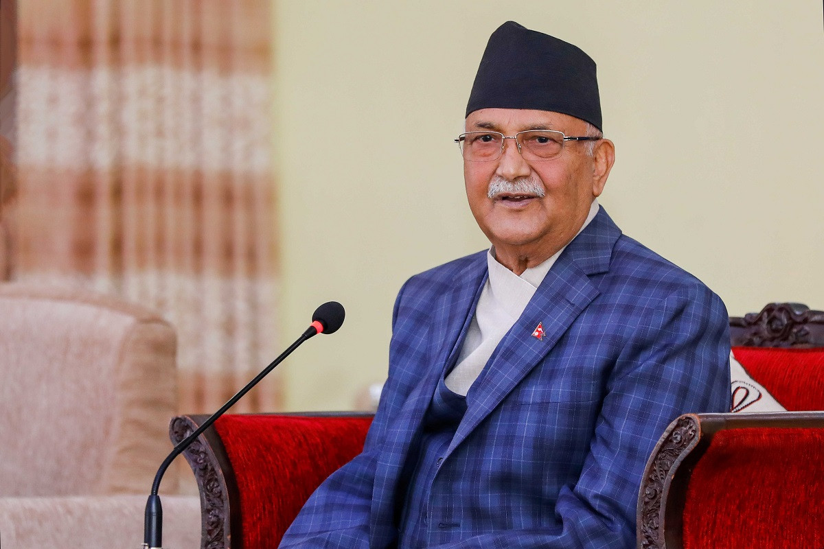 Oli offers to return UML to state before unification, asks dissident lawmakers to take back SC petition