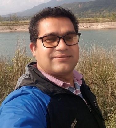 Dr. Tirth Raj Ghimire