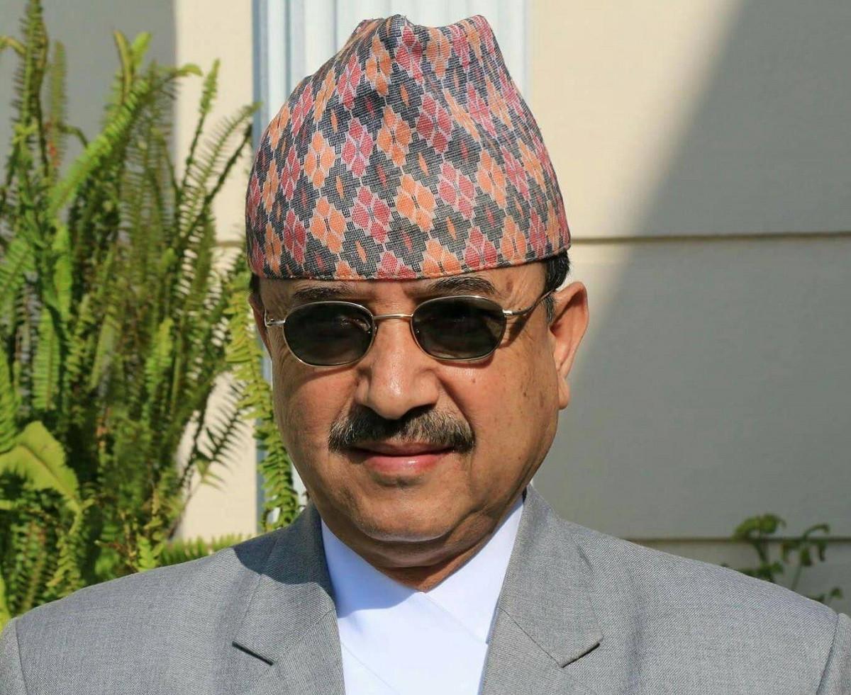File Photo of Purna Bahadur Khadka