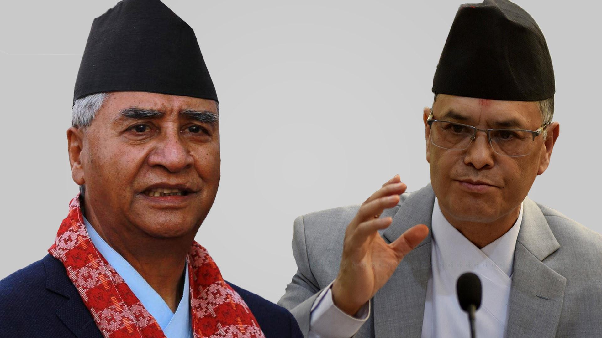 Nadir of ignominy for Deuba and Rana