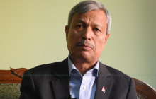 I have received death threat from person staying in Baluwatar: Bhim Rawal