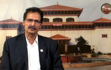 CPN decides to make Agni Sapkota speaker