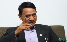 Ex-law minister Tamang registers private bill to legalize marijuana cultivation