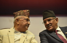 Dahal asks for post of PM