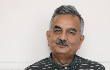 Oli must quit one of two posts: CPN leader Surendra Pandey