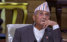 I will not resign now: PM Oli (with video)