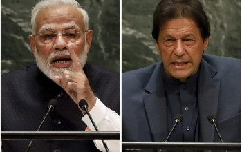 Pak PM Khan accuses India of threatening neighbors including Nepal