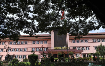 Khanal-Nepal faction of UML at SC with petition against Oli