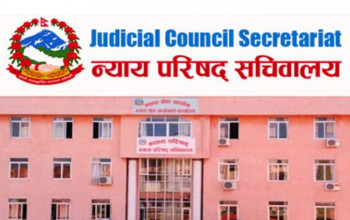 Judicial Council recommends firing of Pokhara High Court Justice Shahi