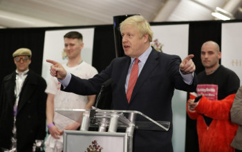 Johnson's Conservatives secure parliamentary majority in Britain
