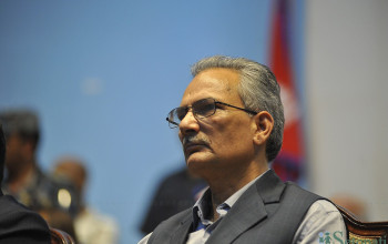 Bhattarai turns down Dahal's offer to join CPN