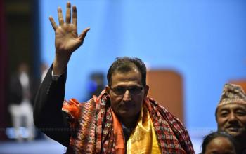 Agni Sapkota elected speaker