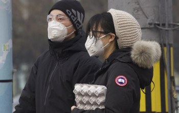 Virus death toll in China reaches 1,868