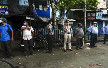 India reports 85K new virus cases