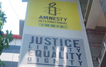 Amnesty International stops all its works in India citing reprisal by Modi government