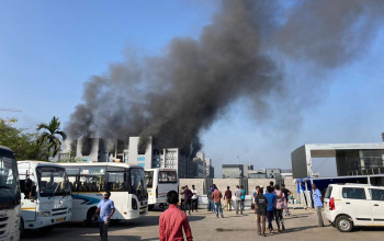 5 killed in blaze at Serum Institute of India, vaccine production will not be affected