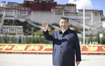 Xi visits Tibet amid rising controls over religion