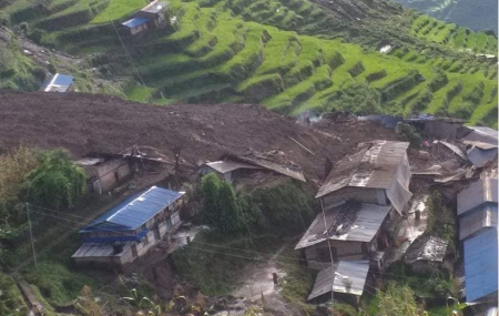 File Photo: Bishnu Chhetri (Facebook)