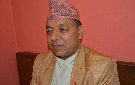 File Photo of Sharma