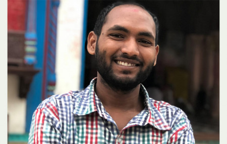 File Photo of Ramji Ram