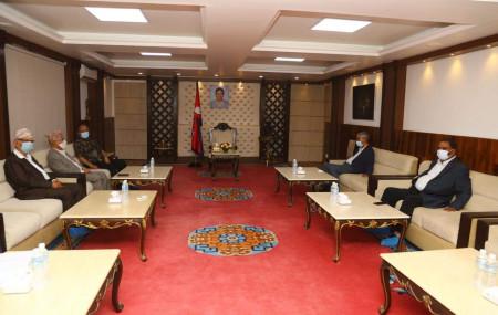 Photo Courtesy: PM's Secretariat
