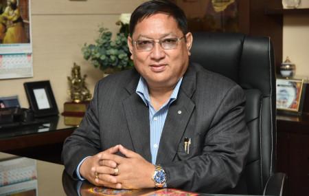 Minister of State for Health Umesh Shrestha
