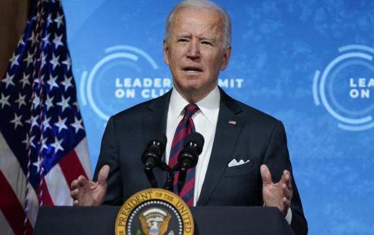 File Photo of  US President Joe Biden