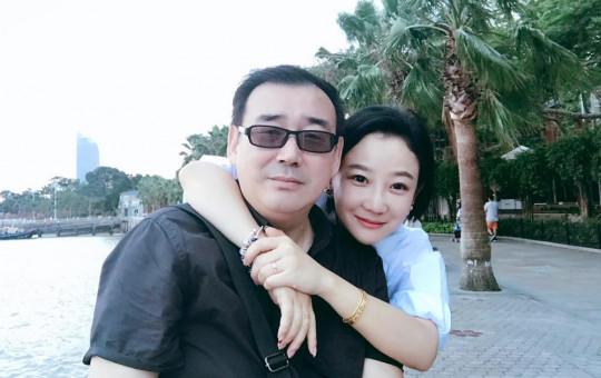 This undated, file photo released by Chongyi Feng shows Yang Hengjun and his wife Yuan Xiaoliang.