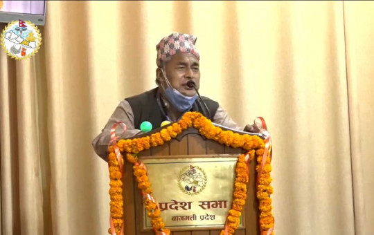 NC lawmaker Narottam Baidya