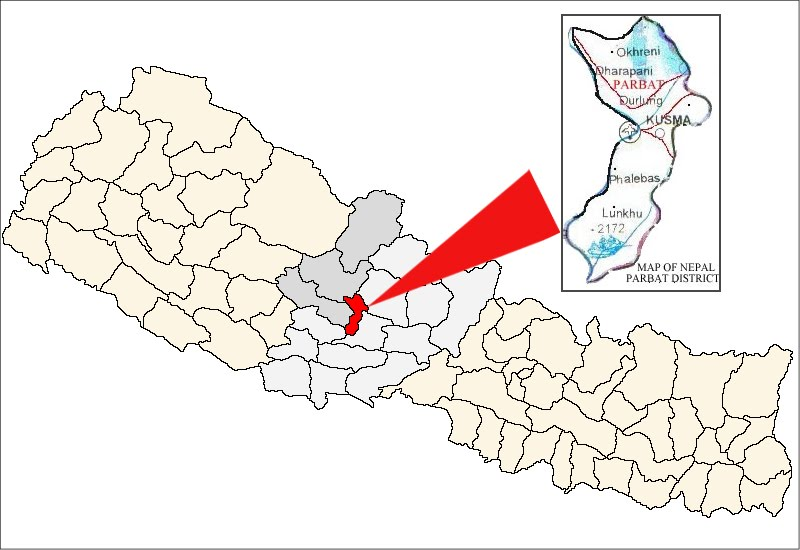 One killed in Parbat road accident   Setopati - Nepal's