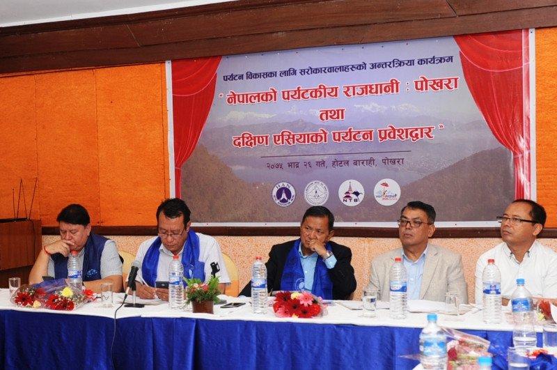 Gandaki CM proposes management of sex trade in Pokhara